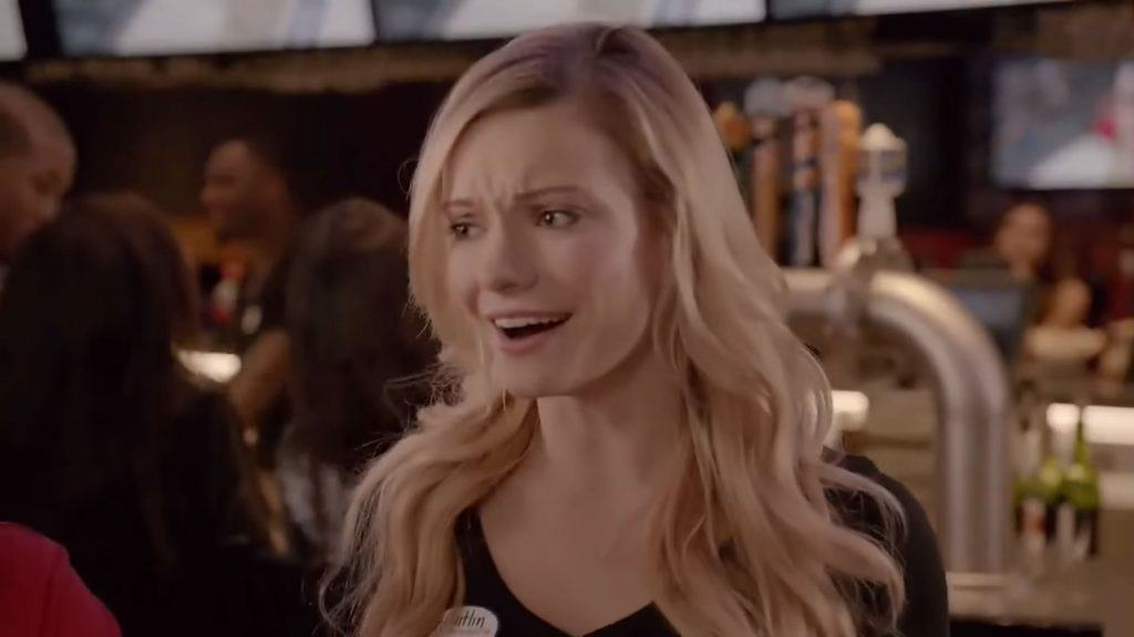 Caitlin O'Connor Dave & Busters Commercial 2